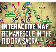 INTERACTIVE MAP - ROMANESQUE IN THE RIBEIRA SACRA
